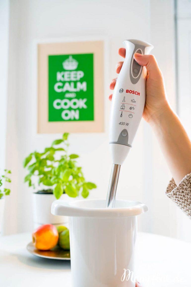 Unsere liebsten Küchenhelfer, die uns das Leben als Eltern erleichtern, findet ihr bei uns auf mampfbar.de