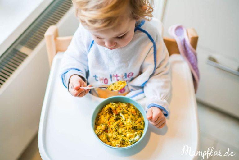 Diese Linsensuppe und weitere einfache Rezepte für die ganze Familie, findet ihr bei uns auf mampfbar.de
