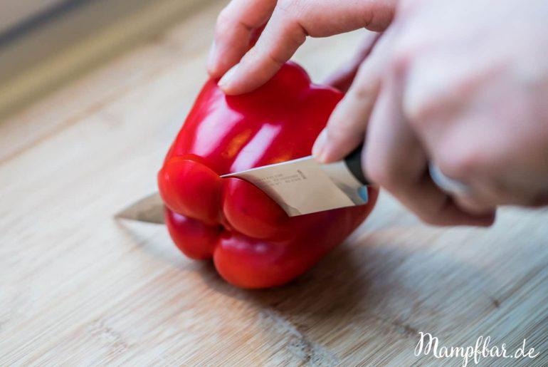 Keine Lust lange am Herd zu stehen? Auf mampfbar.de haben wir einfache Tricks, wie du schneller und smarter kochen kannst.