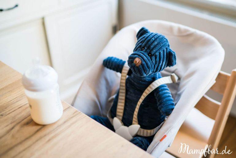 Das Newborn Set von Stokke und weitere Empfehlungen für den Beikoststart findest du auf mampfbar.de