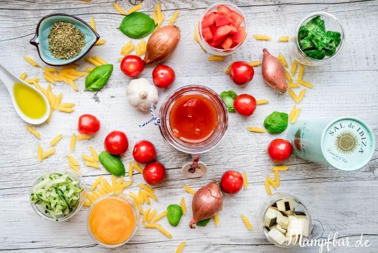 Pimp my Tomatensauce: wie ihr noch mehr Gemüse in das Essen von euren Kindern schmuggeln könnt, findet ihr jetzt bei uns auf mampfbar.de