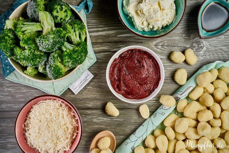 10 Minuten Pesto für Kinder